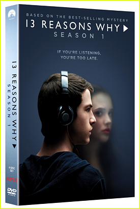 '13 Reasons Why' Season One DVD Is Out Today - Win It!