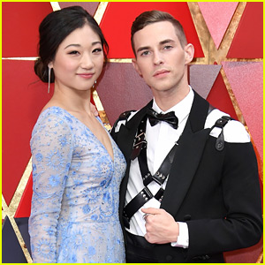 Adam Rippon Says It's Hard Not Having Mirai Nagasu In The DWTS Finals With Him