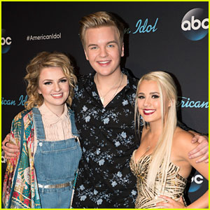 'American Idol' Top 3 Perform For The Last Time