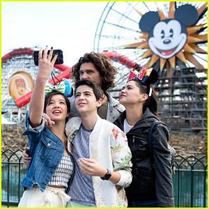 'Andi Mack' Cast Takes On Disneyland for GO! Fan Fest!