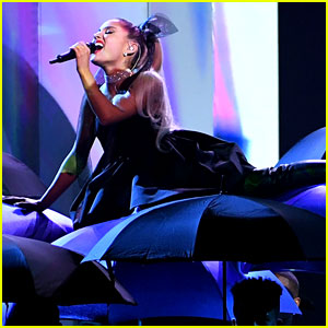 Ariana Grande Performs 'No Tears Left to Cry' at BBMAs 2018 - Watch Now!