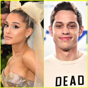 Ariana Grande Is Reportedly Seeing SNL's Pete Davidson!