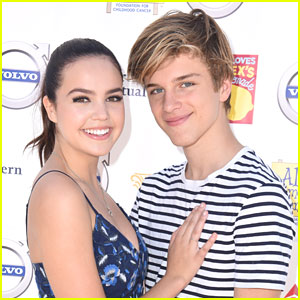 Bailee Madison Promotes Boyfriend Alex Lange's 'Code Black' Debut