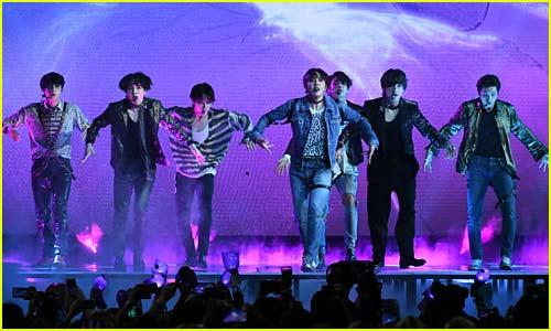 BTS' Billboard Music Awards 2018 Performance Video - Watch Now!