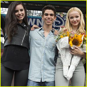 Dove Cameron & Sofia Carson Celebrate Cameron Boyce's 19th Birthday on Instagram