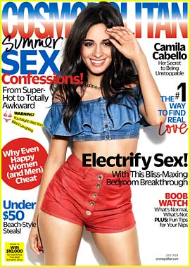 Camila Cabello Reveals the Star Who Inspired Her to Start Song Writing!