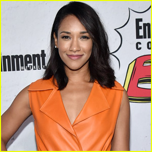 Candice Patton Bought This Practical Kitchen Item With Her First 'Flash' Paycheck