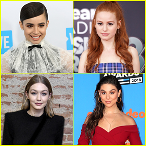 Flashback Friday: Madelaine Petsch, Sofia Carson, Kira Kosarin & More Share Adorable Baby Pics!