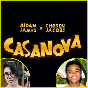Chosen Jacobs Joins Aidan James on 'Casanova' - Stream & Download!
