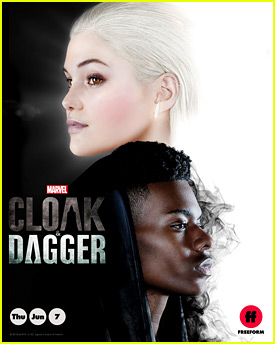 Freeform Debuts Stunning New 'Marvel's Cloak & Dagger' Poster - See It Here!
