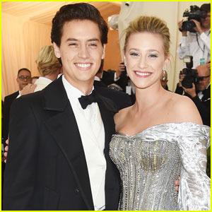 Cole Sprouse & Lili Reinhart Get Flirty on Twitter!