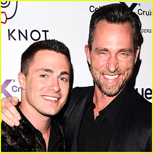 Colton Haynes Says Jeff Leatham Never Cheated on Him