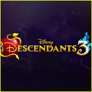 New 'Descendants 3' Logo Hints At 'Brave' Connection