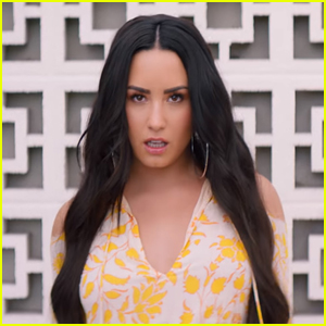 Demi Lovato Joins Clean Bandit in 'Solo Music Video!