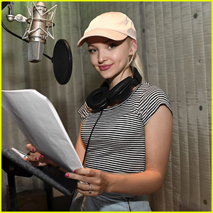 Dove Cameron Just Recorded Her Last 'Descendants' Song Ever