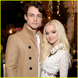 Dove Cameron Gets the Princess Treatment From Thomas Doherty!
