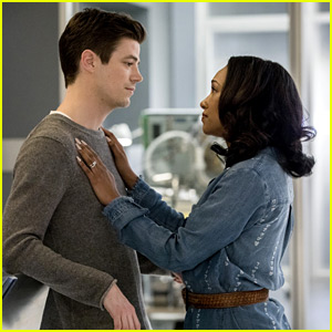 Grant Gustin Previews WestAllen's Blog Issue on Tonight's 'The Flash'