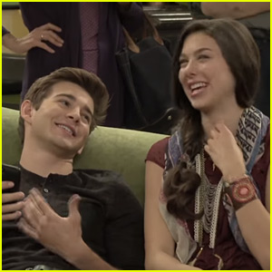 Jack Griffo & Kira Kosarin Look Back at 'The Thundermans' Before Series Finale!