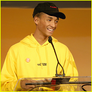 Jaden Smith Attends Environmental Media Awards with Girlfriend Odessa Adlon!