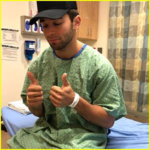 Jake Miller Assures Fans He's Fine After Landing In The Hospital During Tour