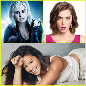 The CW Announces 'Jane the Virgin,' 'Crazy Ex Girlfriend,' & 'iZombie' to End After Upcoming Seasons