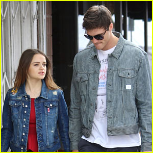 Joey King & Jacob Elordi Couple Up For Sunday Funday