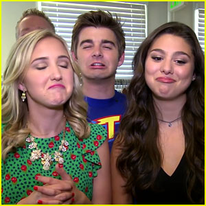 Kira Kosarin & Audrey Whitby React to the First Episode of 'The Thundermans'