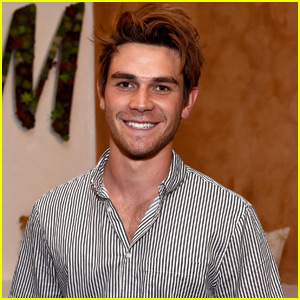 KJ Apa Admits He's All About RomComs & We Love Him Even More Now