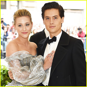 Lili Reinhart Shares Cute Snap Of Her & Cole Sprouse From Met Gala