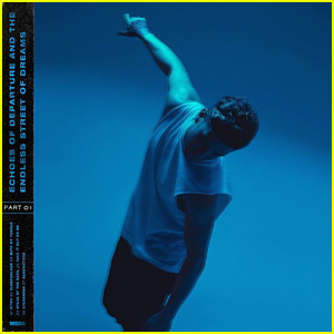 Logan Henderson Drops Debut Album 'Echoes of Departures and the Endless Street of Dreams' - Listen & Download Here!