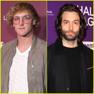 Logan Paul Gets In Twitter Feud with Comedian Chris D'Elia