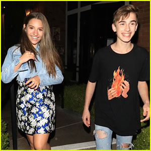 Johnny Orlando & Mackenzie Ziegler Are Offering a Chance to Skype with Them!