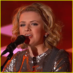 Maddie Poppe Performs Debut Single 'Going Going Gone' on 'Jimmy Kimmel Live'