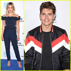 Olivia Holt, Gregg Sulkin & More Rep Marvel at ABC International Upfronts 2018