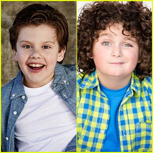 Maxwell Simkins & Elie Samouhi Join Disney Channel's 'Bizaardvark!' (Exclusive)