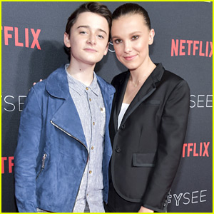 Millie Bobby Brown & Noah Schnapp Tease 'Stranger Things' Season 3