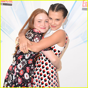 Millie Bobby Brown Reveals The Cute Nicknames She & Sadie Sink Have For Each Other