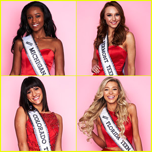 Miss Teen USA 2018 Contestants Share Fun Facts About Themselves (Exclusive)