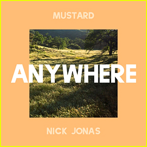 Nick Jonas Drops New Song 'Anywhere' - Stream & Download!