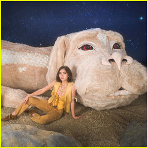 Rowan Blanchard Dresses Up As Atreyu For 'NeverEnding Story' Screening