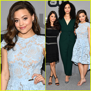 Get A First Look at Sarah Jeffery's New 'Charmed' Series!