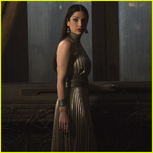 Anna Hopkins Talks About Lilith's Biggest Threat on 'Shadowhunters' Ahead of Mid-Season Finale