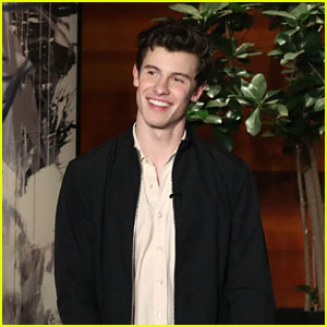 Shawn Mendes Had a Hilarious Encounter With Queen Elizabeth! (Video)