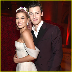 Shawn Mendes Says Hailey Baldwin Definitely Looked Better Than He Did at Met Gala 2018