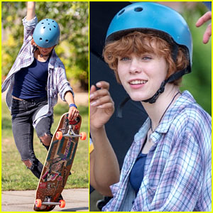 Sophia Lillis as Nancy Drew - First Look Photos!