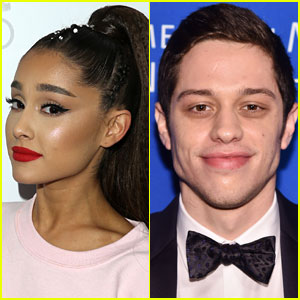 Ariana Grande May Have Just Confirmed Pete Davidson Engagement News!