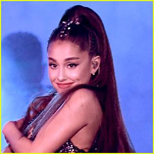Ariana Grande Is Stanning for Boyfriend Pete Davidson!