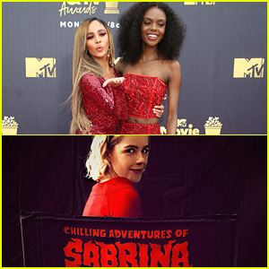 Ashleigh Murray Opens Up About Why She Isn't a Huge Fan of a 'Riverdale' & 'Sabrina' Crossover