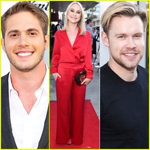Becca Tobin & Chord Overstreet Support Blake Jenner at 'Billy Boy' Premiere!