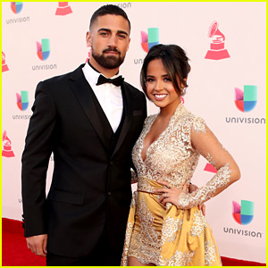 Becky G Celebrates 2 Year Anniversary With Sebastian Lletget
